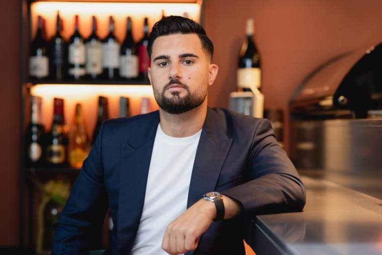 images L'imprenditore catanzarese Michele Giglio attira l'attenzione di Forbes con il suo Basho