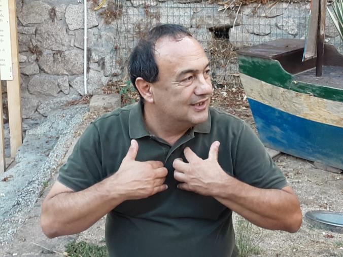 """images Regionali. Calabria Resistente e Solidale di Lucano dopo il rinvio: """"Pieno sostegno a de Magistris"""""""