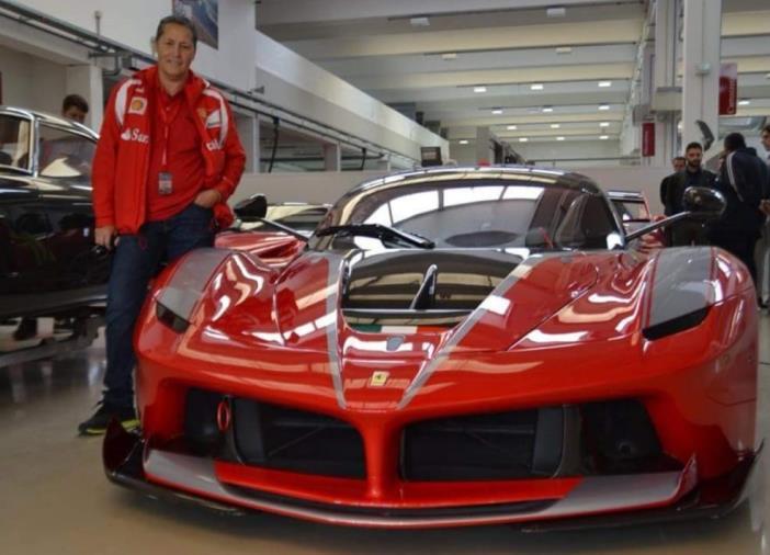 """images La Scuderia Ferrari Club di Catanzaro quinta nella classifica mondiale. Il presidente Tiriolo: """"Grande soddisfazione"""""""