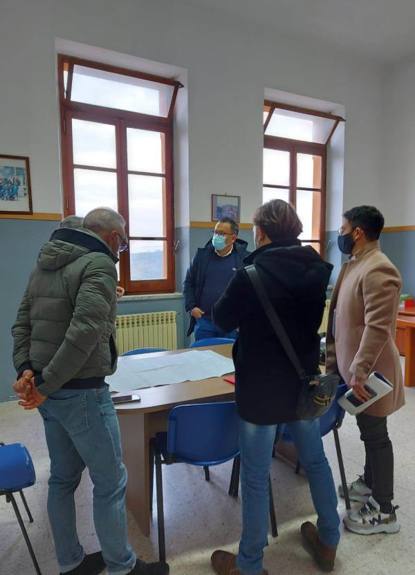 images Videosorveglianza a Marcellinara: consegnati i lavori finanziati dal Ministero dell'Interno