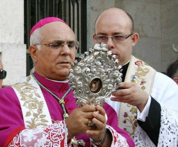 images Festa di San Vitaliano a Catanzaro, il messaggio finale del Vescovo Bertolone