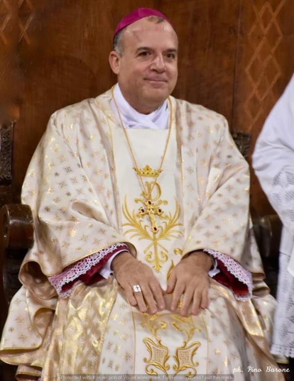images Arcidiocesi Catanzaro Squillace. Mercoledì nella Basilica si celebra l'inizio del Ministero di amministratore apostolico di mons. Panzetta