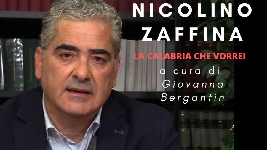 """L'avvocato Zaffina sulle priorità per la Calabria: """"Aeroporto, spopolamento, giustizia"""" (VIDEO)"""