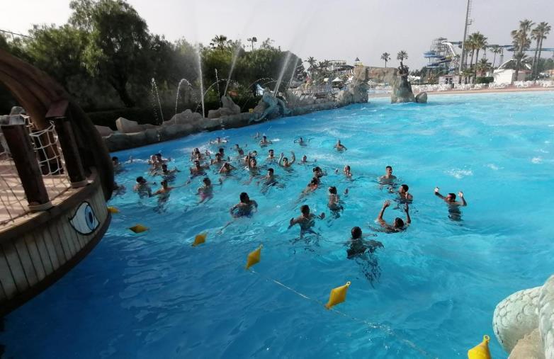 """images Corigliano Rossano. """"Water Park Lifeguard"""", il progetto pilota di Odissea 2000 conquista l'Italia"""