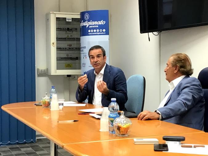 """images Occhiuto presidente. Gli auguri di Confartigianato Imprese Calabria: """"Pronti a dare il nostro contributo"""""""