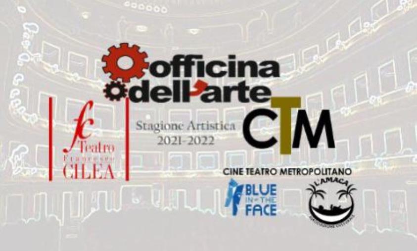 images Due nuove stagioni per l'Officina dell'Arte. A dicembre su il sipario al Cilea e al Metropolitano di Reggio Calabria