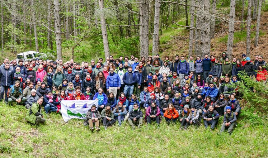 images AgrariaUniRc, gli studenti del corso laurea in Scienze Forestali parteciperanno alla II edizione delle Olimpiadi di Selvicoltura