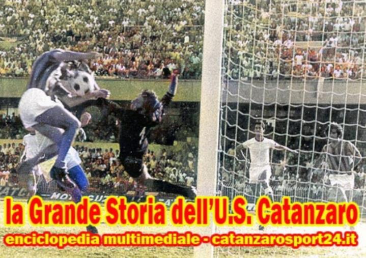 """E' online sul sito ufficiale l'enciclopedia """"La grande storia dell'U.s. Catanzaro"""" di Catanzarosport24.it"""