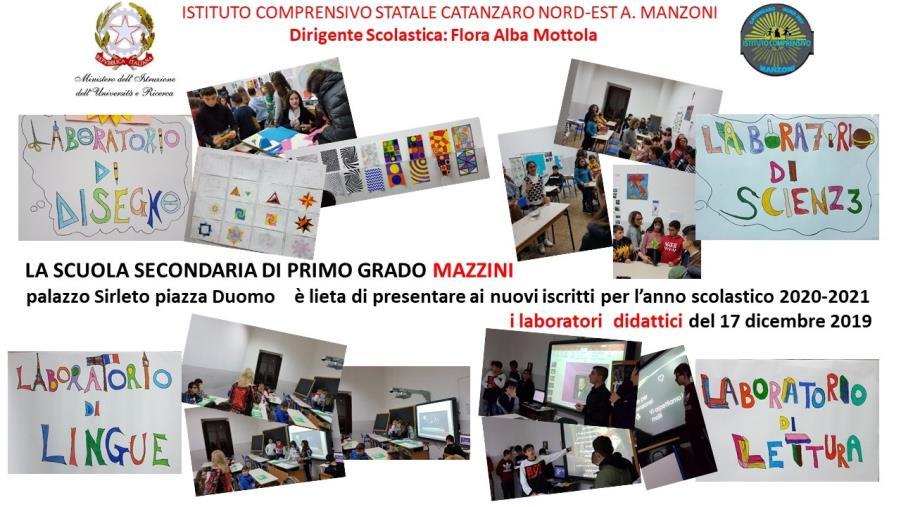 images La scuola Mazzini di Catanzaro apre le porte all'Open Day e accoglie i futuri studenti