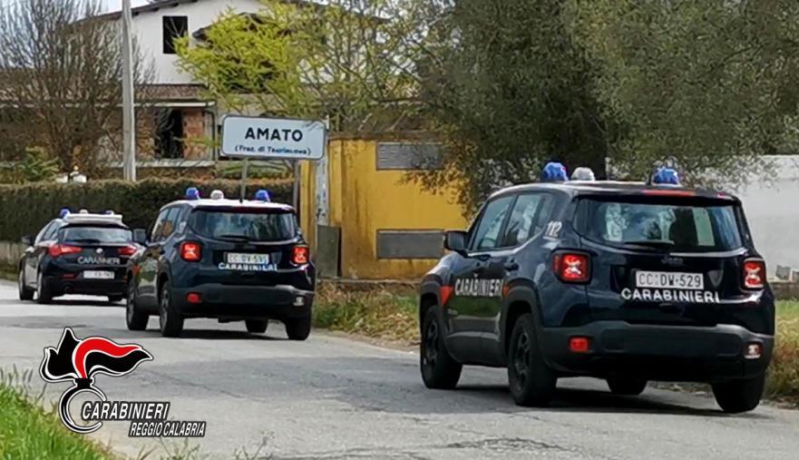 """images Operazione """"Dioniso"""". Traffico di droga nel Reggino, 6 arresti (I NOMI)"""