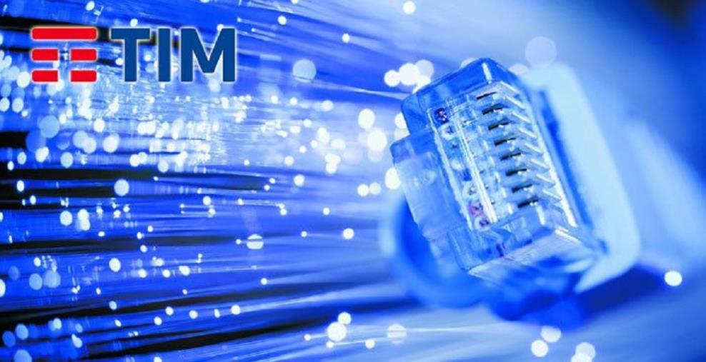 images TIM porta a Lamezia Terme la fibra ottica ultraveloce: i lavori sono già iniziati e interesseranno 20.000 unità immobiliari