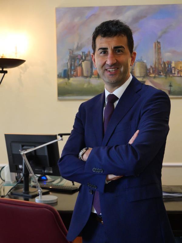 images Francesco Balsamo è il nuovo direttore della Cassa edile di mutualità e di assistenza dell'area centrale della Calabria