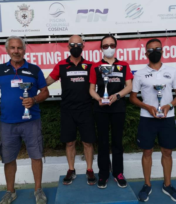 images Al XVIII meeting di Cosenza vince la Calabria Swim Race