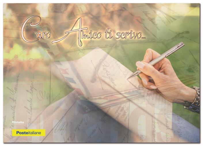 """images Poste italiane. Un annullo e una cartolina per la """"Giornata internazionale dell'amicizia"""""""