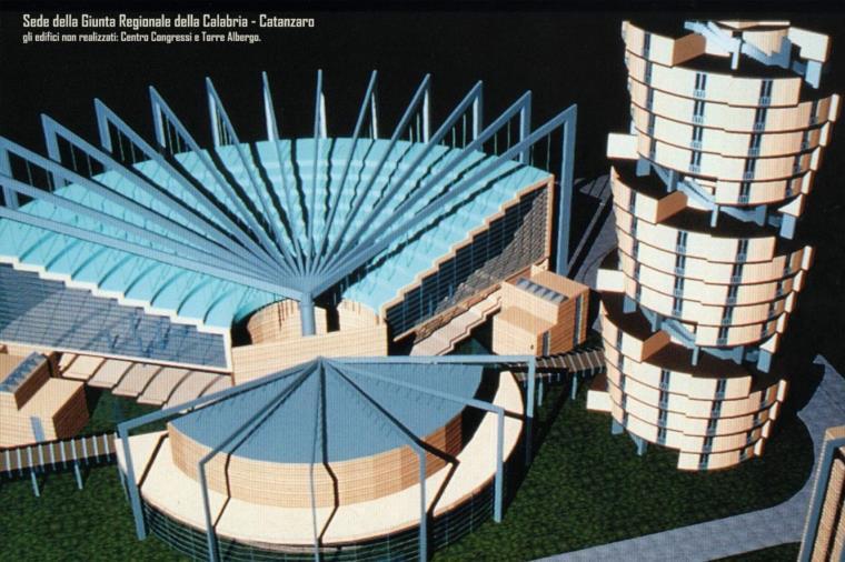 """images """"Controvento"""",si appella a Spirlì e Abramo per completare la Cittadella regionale"""