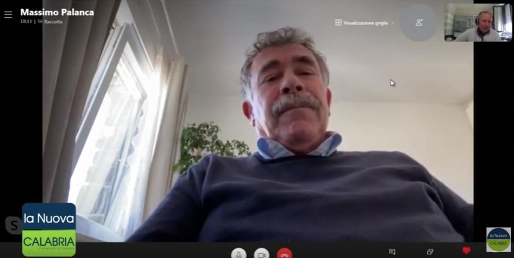 #Echetelodicoafare. La prima puntata con Massimo Palanca