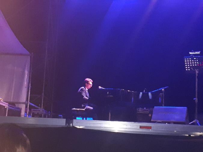 """images La prima sera di """"Settembre al parco 2019"""" risuona di armonie jazz (VIDEO)"""
