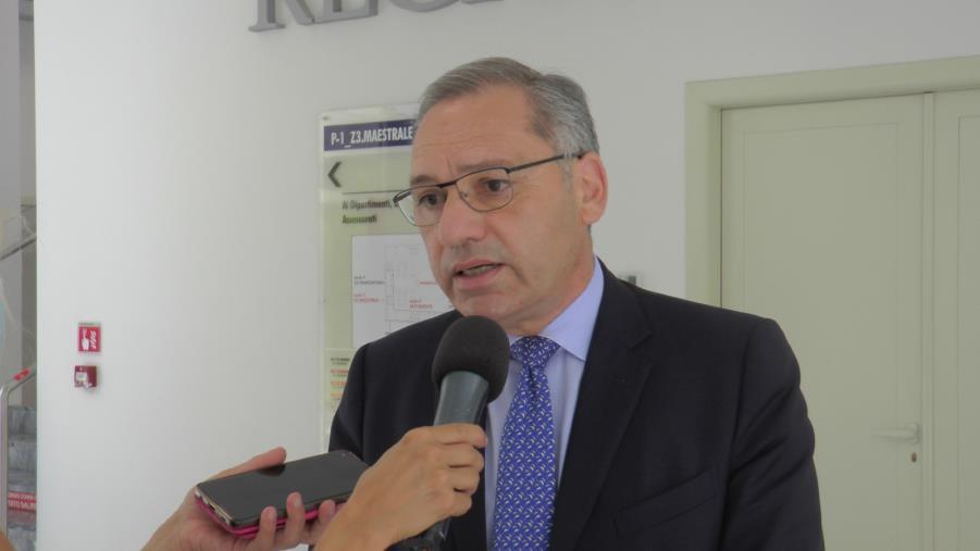 """images Balneazione. Pappaterra (Arpacal): """"Buona la qualità delle acquein Calabria, a breve un sistema di monitoraggio dei depuratori"""""""