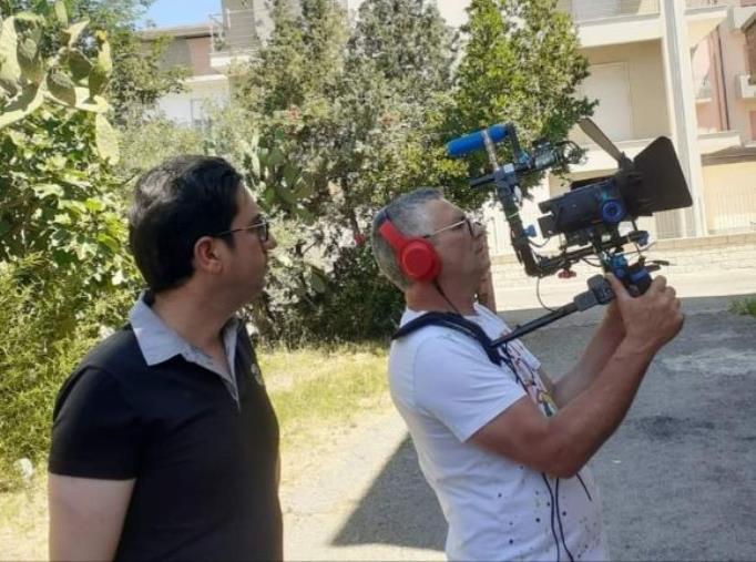 images Il regista Pasquale Giordano intervistato da ICN NEW YORK ITALIAN RADIO