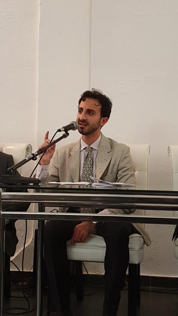 """images Coronavirus. Il giurista Pasquale Poerio: """"Prima di ogni altra cosa dobbiamo proteggere un bene fondamentale: il diritto alla vita"""""""