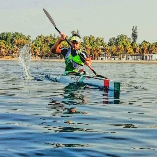 images Kayak, Giovanni Penato nella Nazionale Italiana Junior