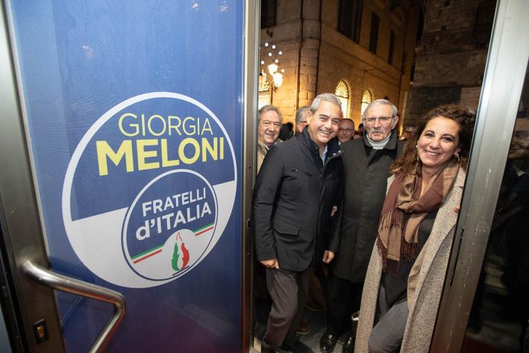 """images Regionali. Filippo Pietropaolo (FdI): """"Onorato della coesione del partito sui candidati"""". La Meloni venerdì in Calabria"""