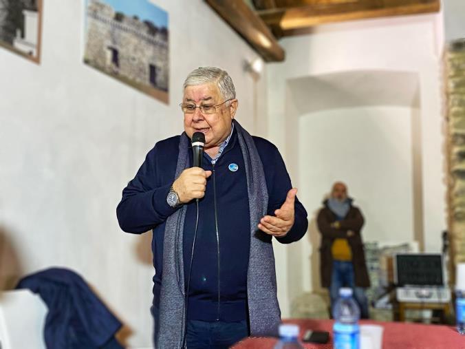 """images L'editoriale/ Callipo e l'opposizione """"costruttiva"""" alla Santelli per il bene della Calabria. Tutto il centrosinistra sarà d'accordo?"""