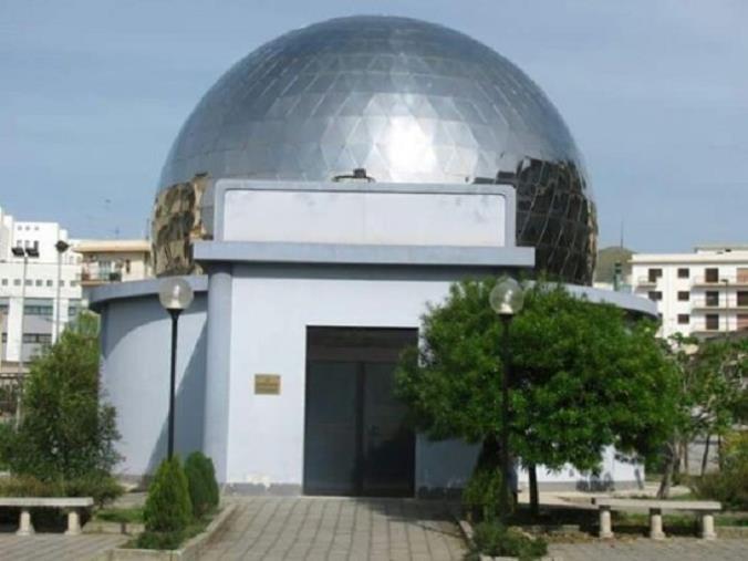 images Al Planetario di Reggio Calabria l'equinozio di Primavera arriva sui versi della Divina Commedia