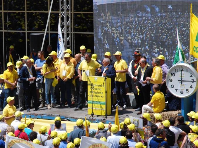 images Da Coldiretti parte la mobilitazione a difesa dei Consorzi di Bonifica