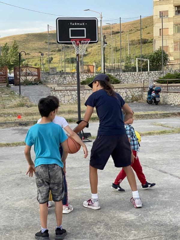 """images Catanzaro. Il Centro calabrese di solidarietà promuove il progetto """"Vicino a te…"""":  all'Aranceto tra sport e ambiente"""