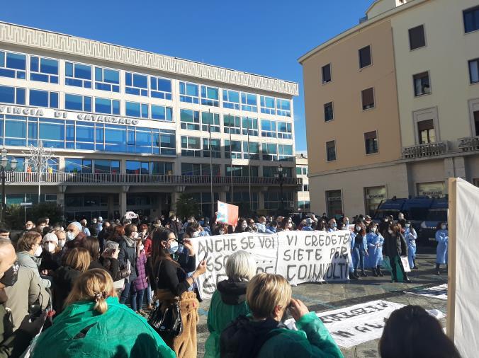 """images Sant'Anna Hospital. Il Cda: """"La crisi è provocata dall'Asp, l'attuale situazione non c'entra con l'inchiesta giudiziaria"""""""