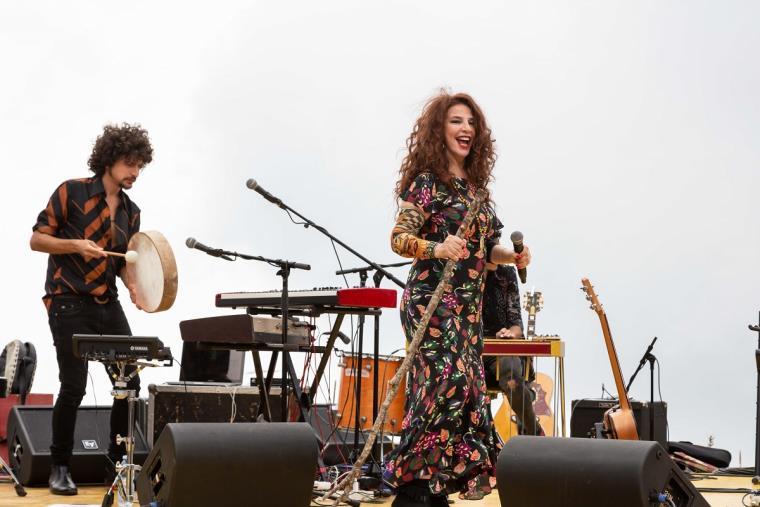 images A Mendicino Radicamenti 2019 chiude  sulle note del concerto di Teresa De Sio