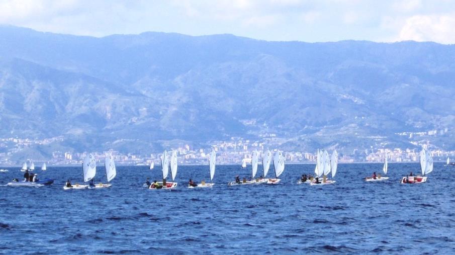 images Vela, Reggio protagonista con Mediterranean Cup e Primavela