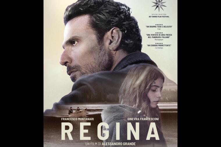 """images Alessandro Grande al 'Cinema Citrigno' di Cosenza il 3 giugno per presentare il film """"Regina"""""""