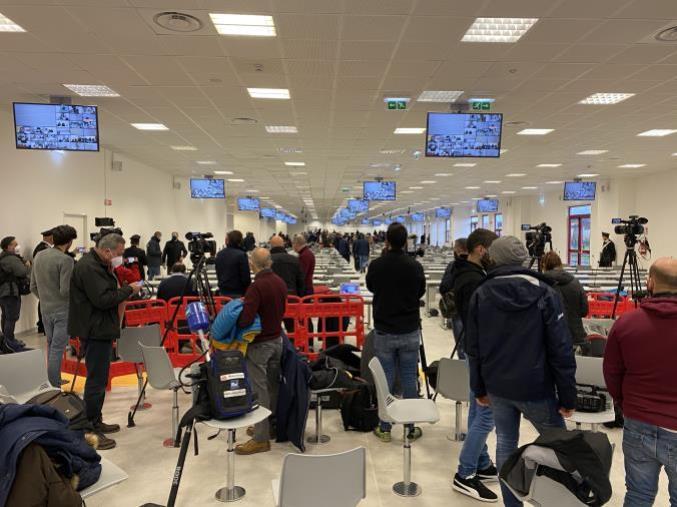 """images 'Ndrangheta. Verini (Pd): """"Bene Fnsi e Usigrai sulle riprese del processo Rinascita Scott"""""""