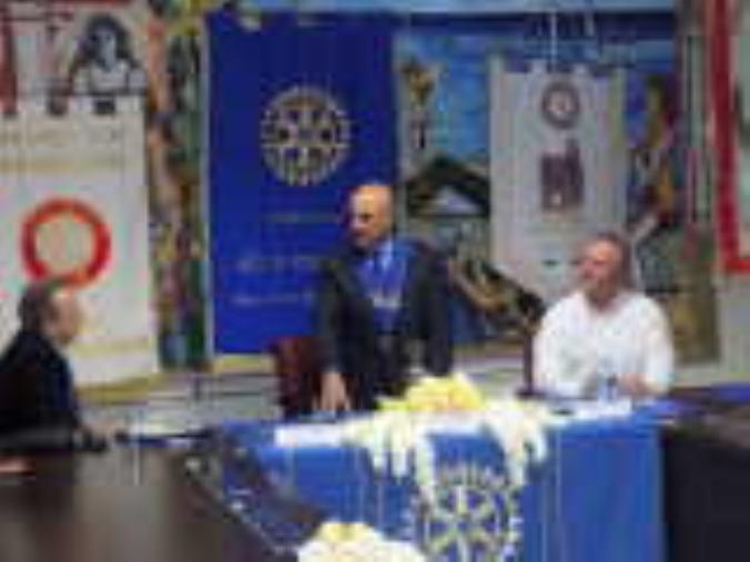 images Rotary club Cropani, l'avvocato Pitari alla guida del nuovo anno rotariano