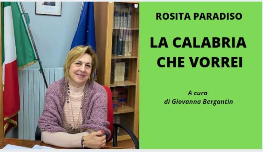 """Rosita Paradiso, dirigente scolastico: """"Ragazzi, pensate con il cuore e sentite con la testa"""" (VIDEO)"""
