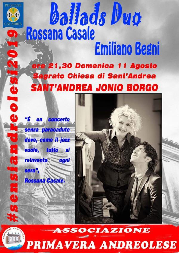 images Sant'Andrea, si balla e si canta con Rossella Scalese