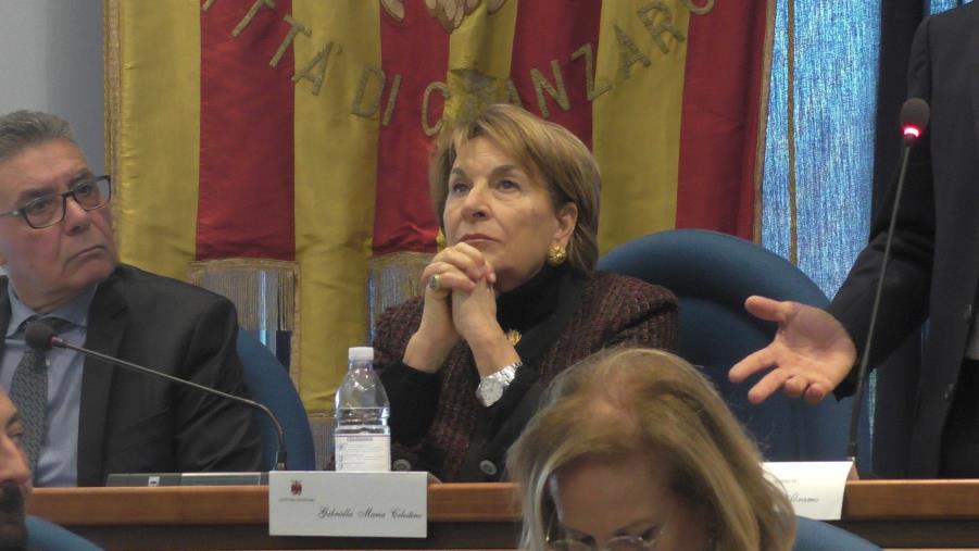 """images Catanzaro. Il vicesindaco Celestino conferma: """"Firmiamo la delibera per l'acquisto del Teatro Masciari"""""""