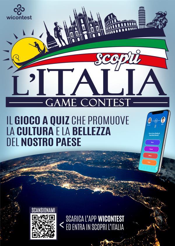 images Scopri l'Italia. Dopo la partenza da Catanzaro il game contest arriva a Mussomeli