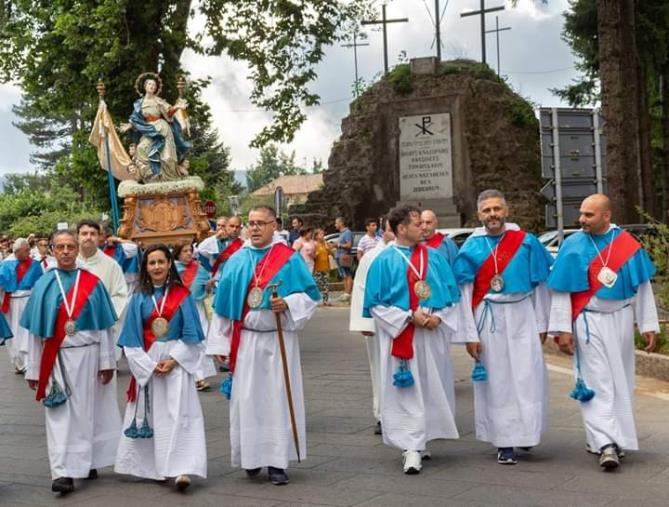 images Conclusi i festeggiamenti di Maria Santissima Assunta in Cielo a Serra San Bruno