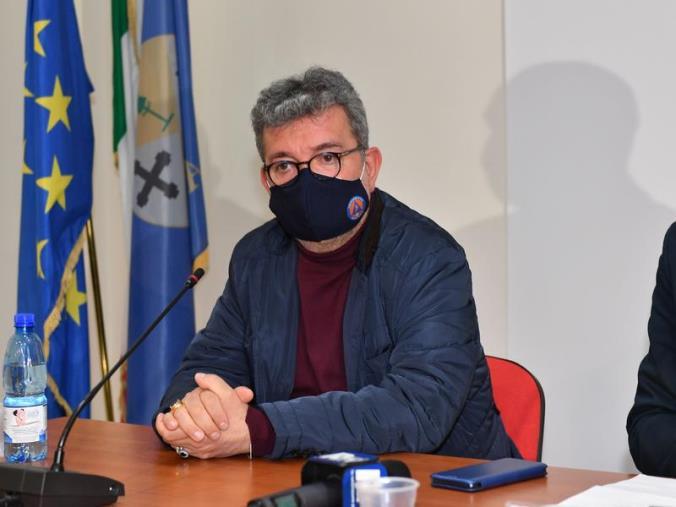 """images Autorità portuale Gioia Tauro. Spirlì: """"Firmata intesa su Agostinelli"""""""
