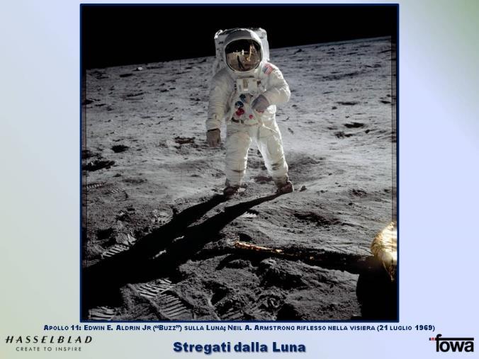 """images """"Stregati dalla luna"""", la missione lunare in foto"""