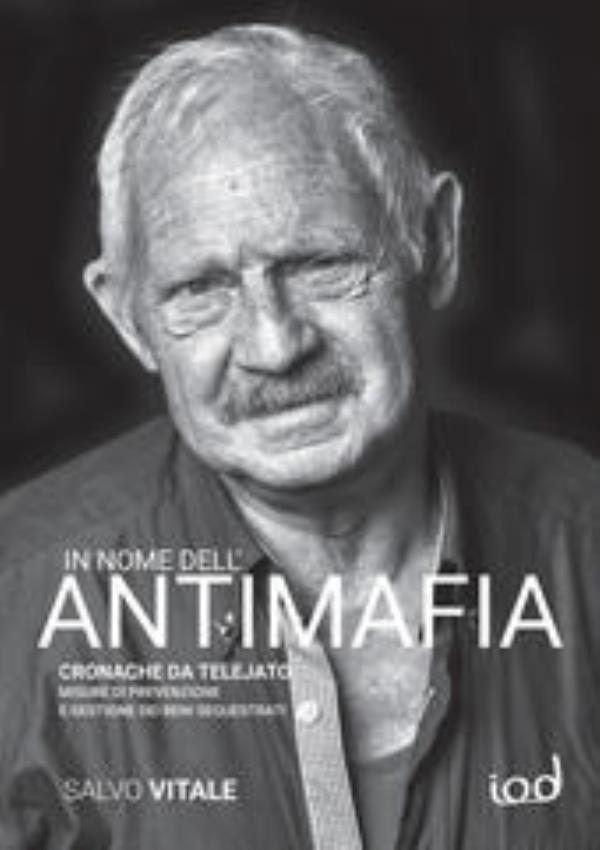 """images Festival dei libri contro le mafie: oggi a Vibo Valentia la presentazione del libro di Salvo Vitale """"In nome dell' antimafia"""""""