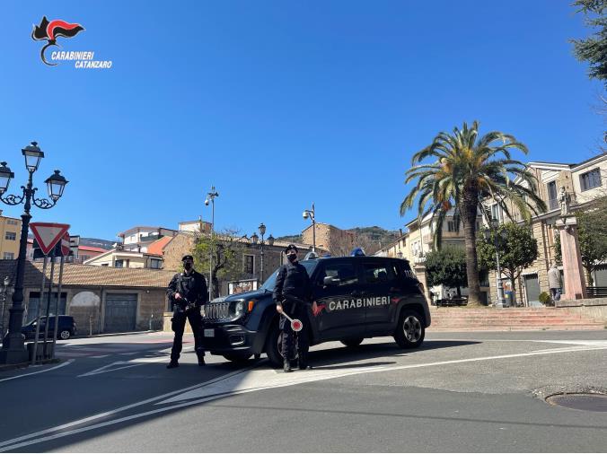 images Maltrattamenti contro familiari e conviventi: un arresto a Lamezia Terme