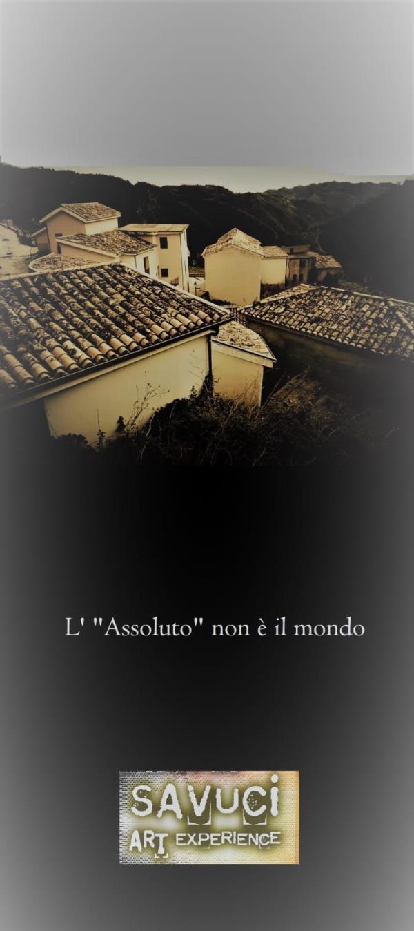 """images """"L'Assoluto non è il mondo"""", tutto pronto per il Savuci Art Experience. Il borgo diventa museo a cielo aperto"""