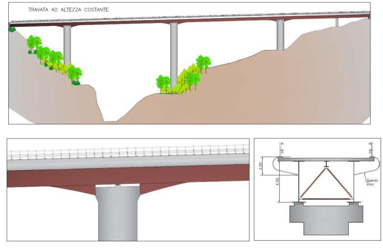 """images Viabilità. Anas promette: """"Entro l'estate il completamento del progetto del nuovo impalcato sul viadotto Cannavino"""""""