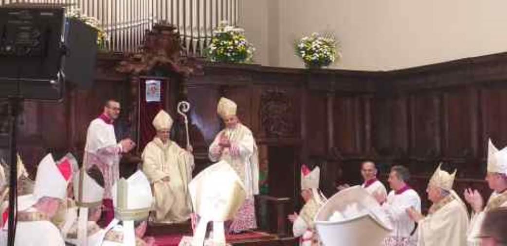 images Ordinato il nuovo vescovo di Lamezia Giuseppe Schillaci