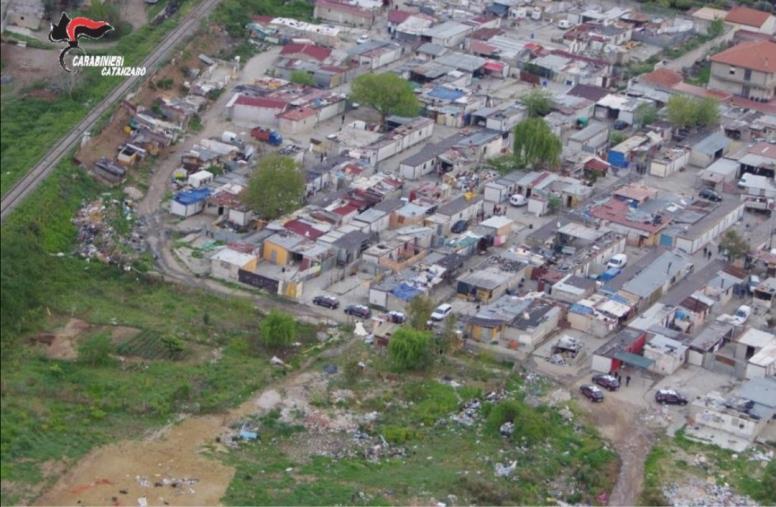 """images 'Quarta chiave'. Cgil Area Vasta: """"Bonificare Scordovillo e affrontare il futuro del campo rom dal punto di vista sociale"""""""