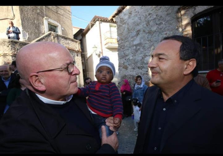 """images Condanna Mimmo Lucano, Mario Oliverio: """"Rimango attonito ed incredulo"""""""